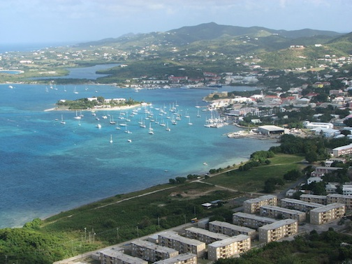 Police Chief Shot In St Croix