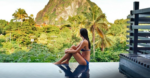St Lucia's Pitons-Perfect Resorts