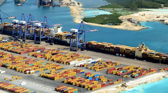 Bahamas Freeport Led Caribbean In Port Activity In 2012