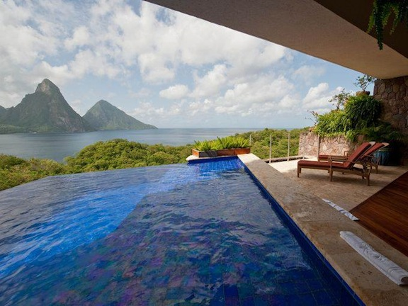The Best Caribbean Hotel Pools — 2013