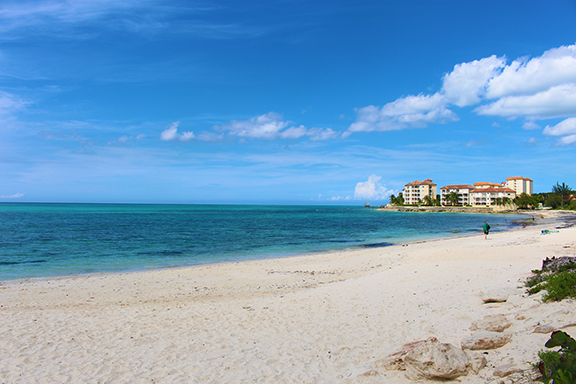 We Begin With Orange Hill Beach Located Far Down West Bay Street On The Northern Coast Of Bahamian Island New Providence