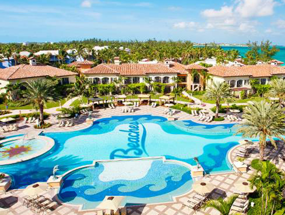 The caribbean s best all inclusive resorts for families for Coolest all inclusive resorts