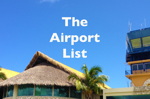 The 10 Best Caribbean Airports 2015