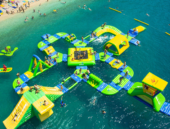 A New Caribbean Water Park