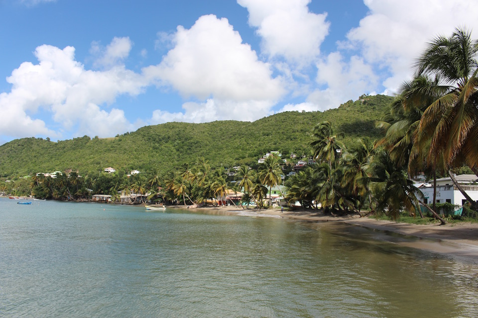 Tourism Growth Slows in St Lucia