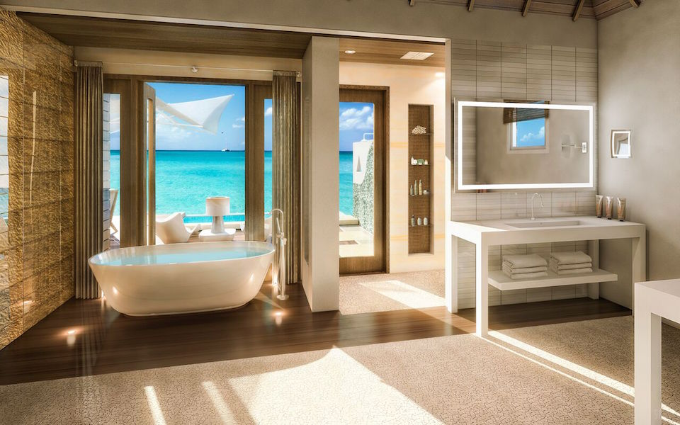 f3b3d6b20f04 Sandals to Open Overwater Bungalow Suites in Jamaica