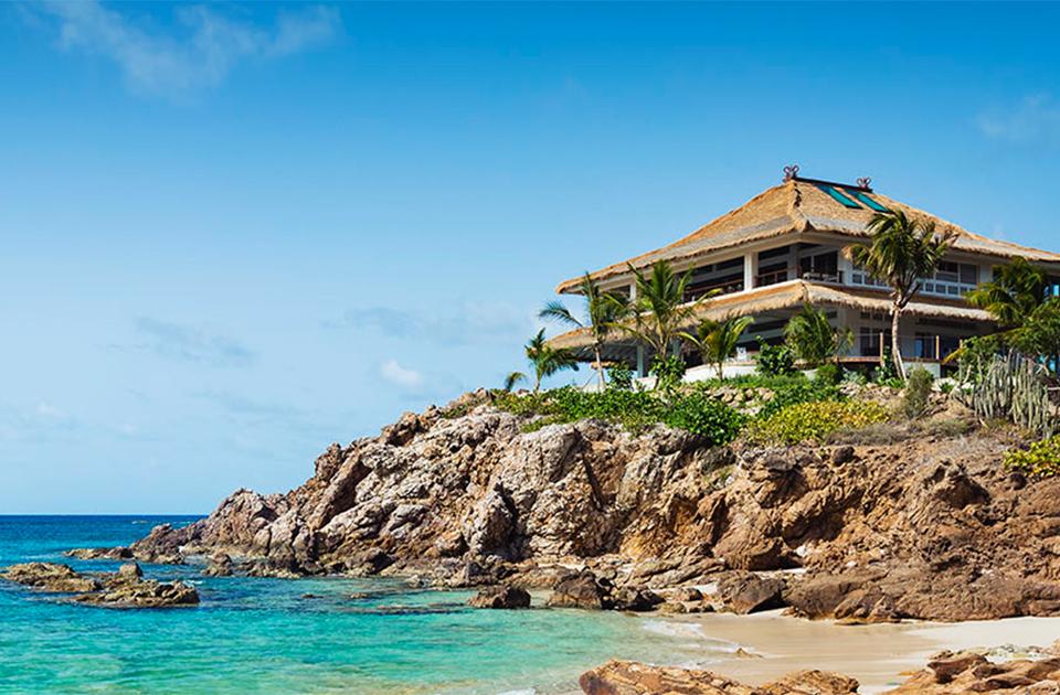 Richard Branson's New British Virgin Islands Retreat
