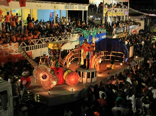 Haiti Could Move National Carnival To Another New City In