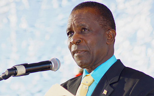 Grenada Prime Minister Keith Mitchell Visits Barbados And