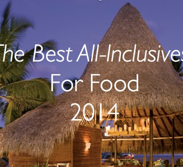 The 10 best caribbean all inclusive resorts for food for Best food all inclusive