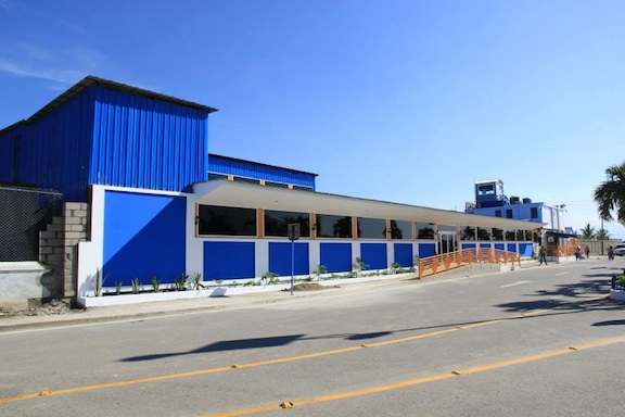 The Caribbean S Newest Airport