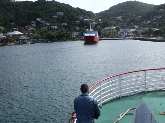 The Case For An Eastern Caribbean Ferry
