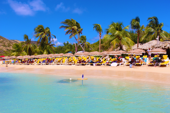 St Martin S Beach Bar Island