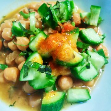 Chickpea Souse