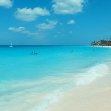 aruba curacao flights cover