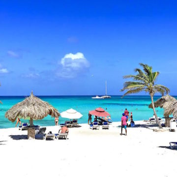 aruba beaches arashi best