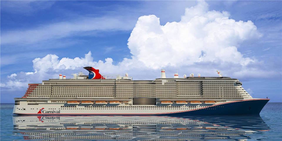 Carnival Launches Construction On Newest Cruise Ship