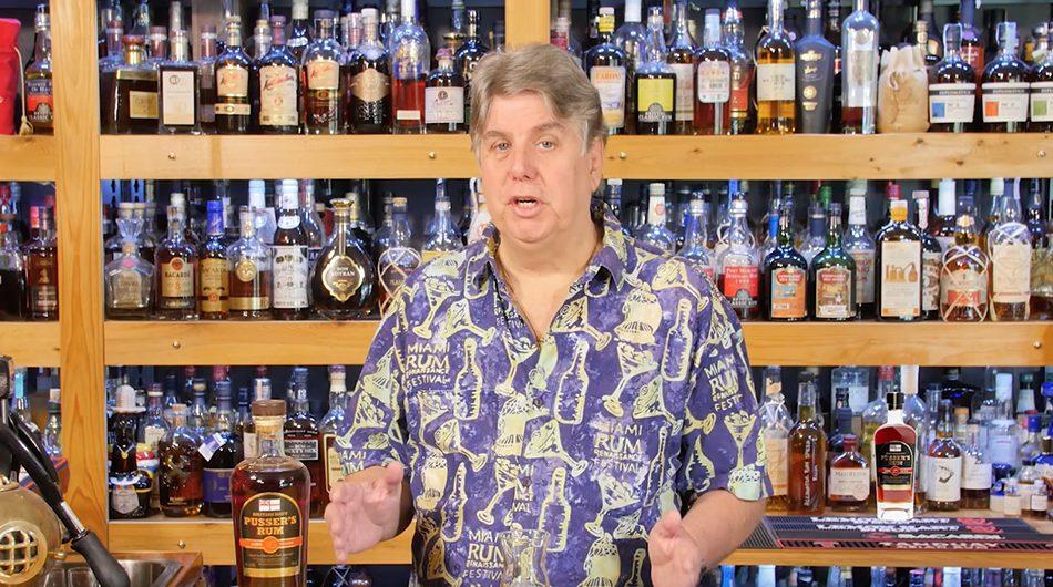robert burr rum