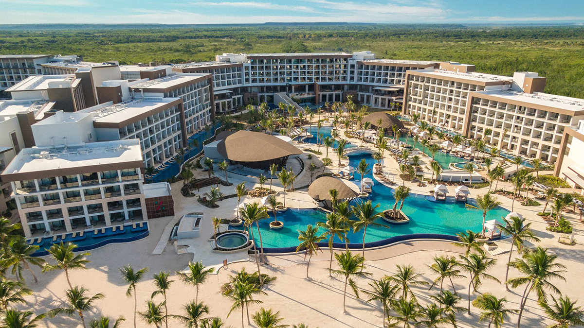 In Punta Cana, a Pair of New Hyatt All-Inclusive Hotels