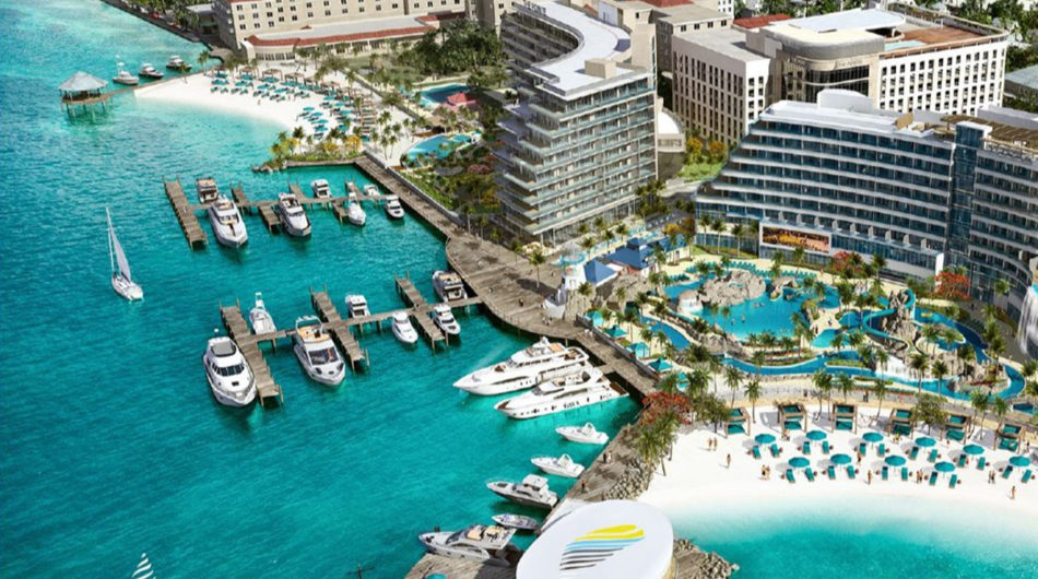 margaritaville bahamas resort project